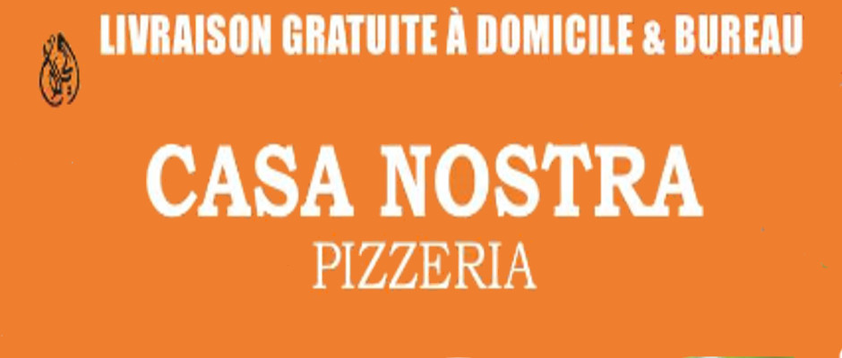 livraison p tes pizza domicile p tes pizza emporter angers centre casa nostra doutre. Black Bedroom Furniture Sets. Home Design Ideas