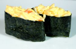 Sushi cheese (2 pièces)