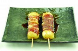 Yakitori boeuf fromage (2 pièces) Y5